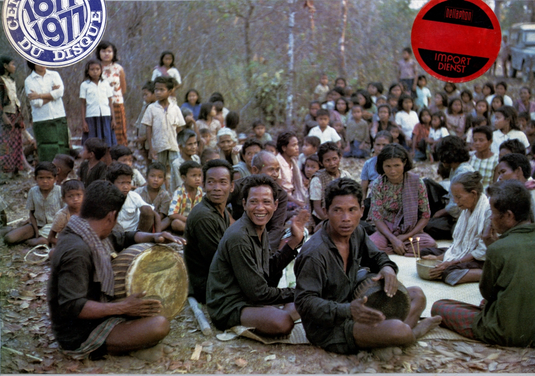 Cambodian Music of Forest
